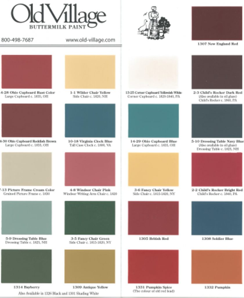 Car Paint Color Samples