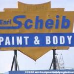 Earl Scheib Paint Colors