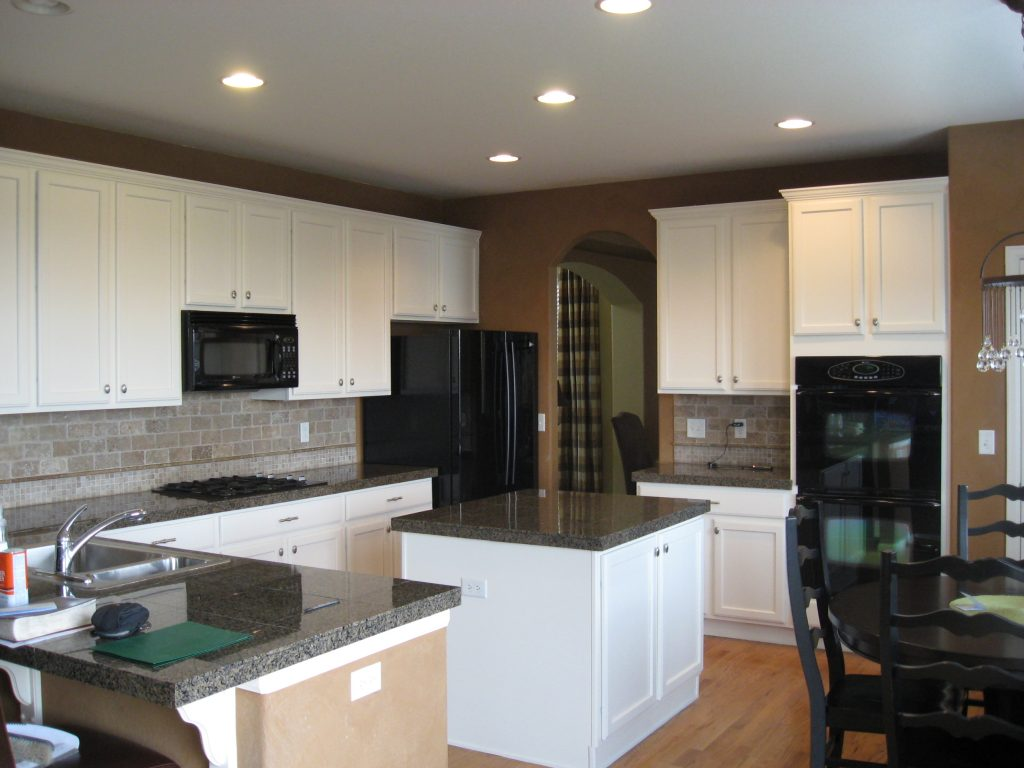 Paint Color For White Kitchens