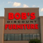 Bob's Discount Furniture in NYC