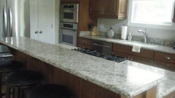 Try A Multi-Level Kitchen Island Design