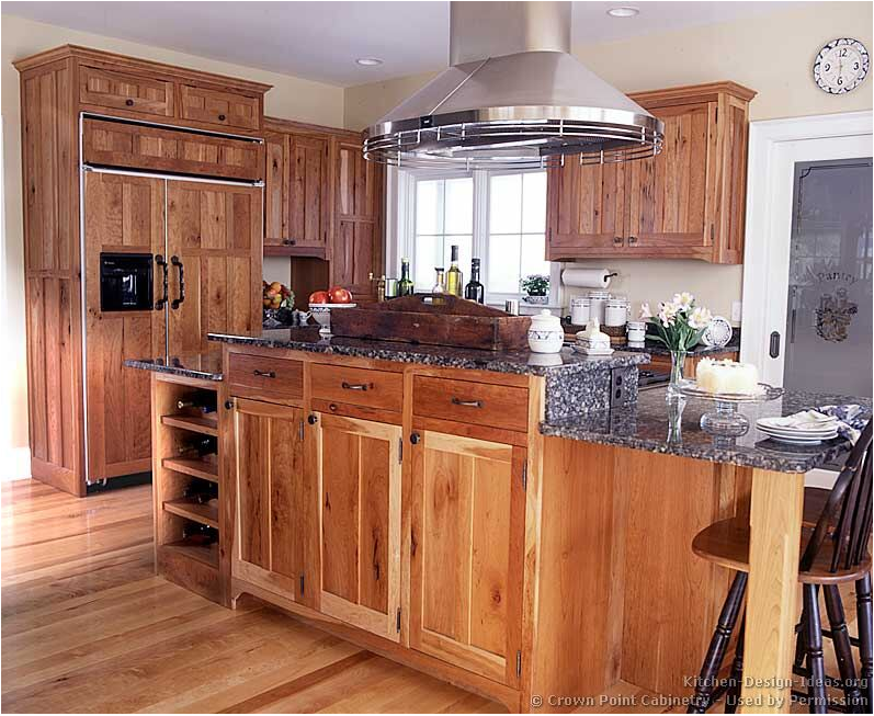 Arts and Crafts Kitchen Ideas