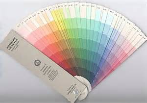 Duron Paint Color Selection Fan