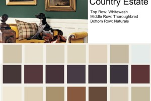 Ralph Lauren Paint Color Chart