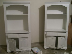 How do you Paint Particleboard Furniture