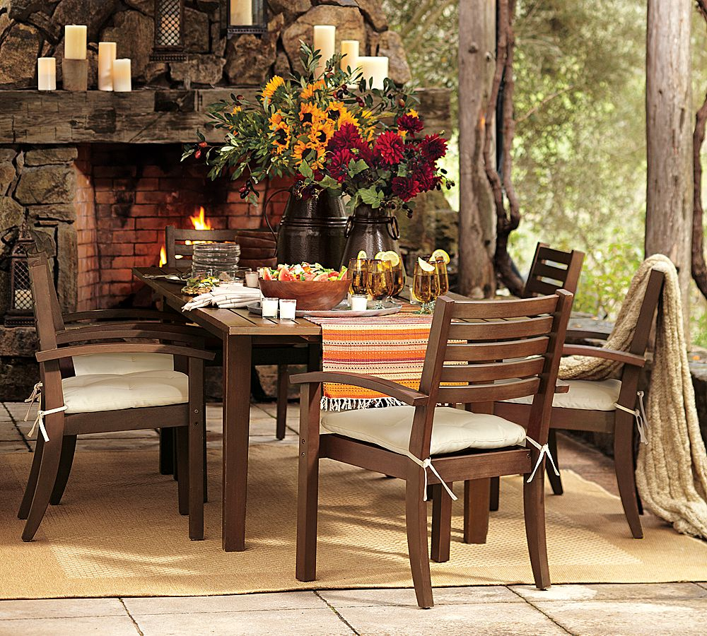 Outdoor Garden Furniture By Pottery Barn: Pottery Barn Outdoor Furniture Clearance : Handy Home Design