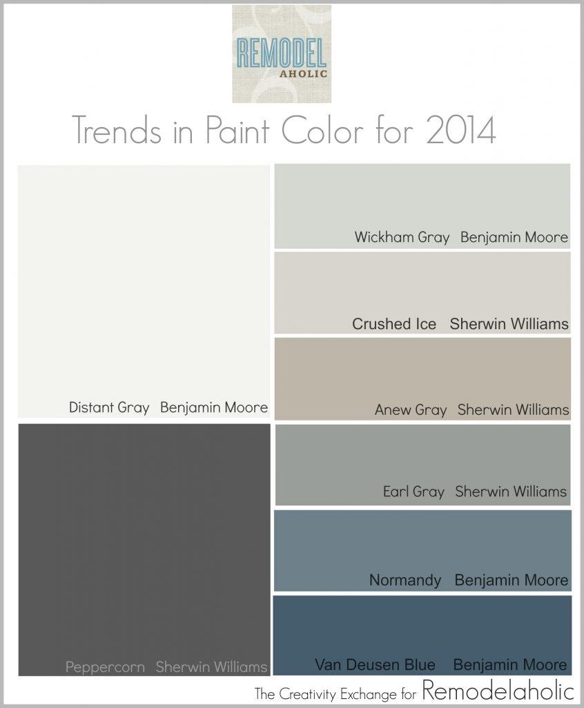 Long Lasting Exterior House Paint Colors Ideas: New Paint Colors For 2014 : Handy Home Design