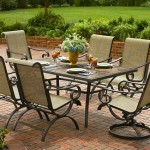 Review of K Mart and its Patio Outdoor Furniture