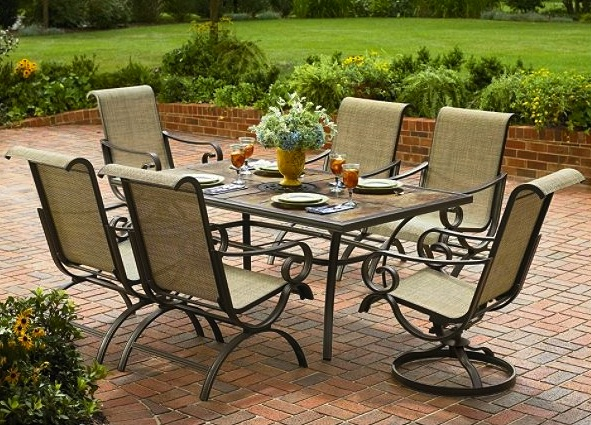 Review of k mart and its patio outdoor furniture handy for Outdoor furniture kmart