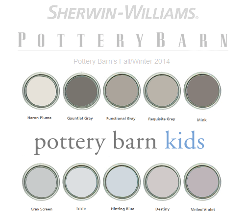 Pottery Barn Paint Colors 2009 : Handy Home Design