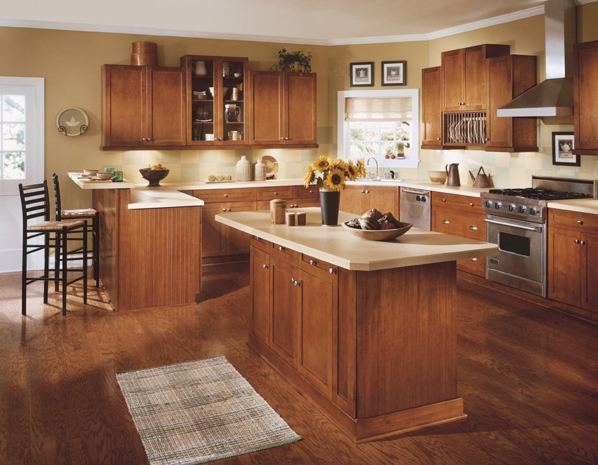 Shaker kitchen cabinet designs ideas handy home design for Shaker kitchen designs