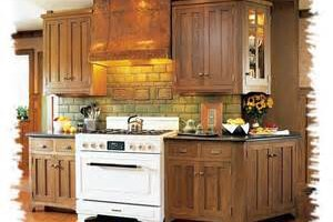 Arts and Crafts Kitchen Design and the Flooring