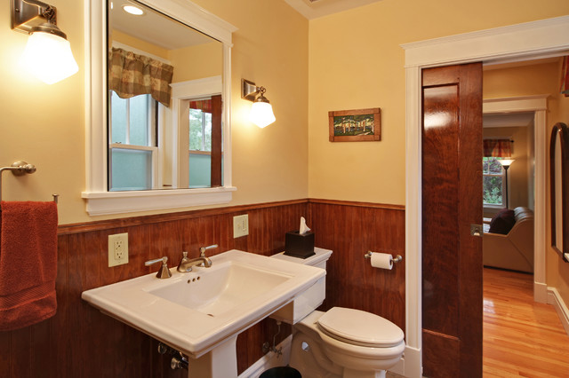 Arts and crafts bathroom style handy home design - Arts and crafts style bathroom design ...