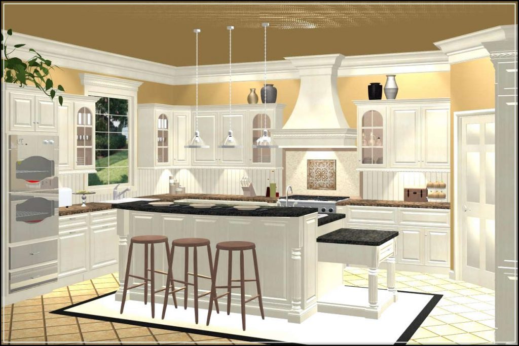 Design Your Own Kitchen Layout Simple Steps To Get It