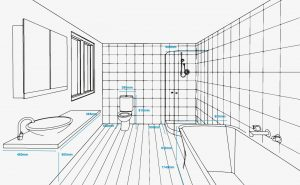 Determine Your Bathroom Layout
