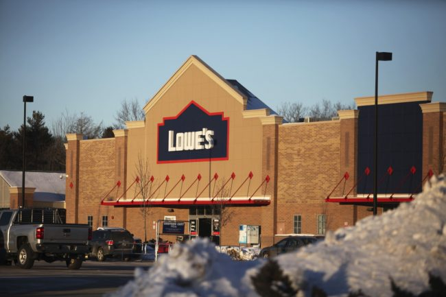 Lowe's Brewer Maine