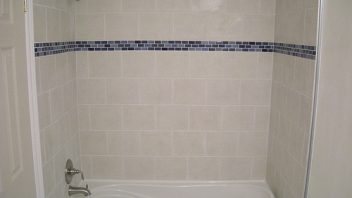Tile Border for Bathroom