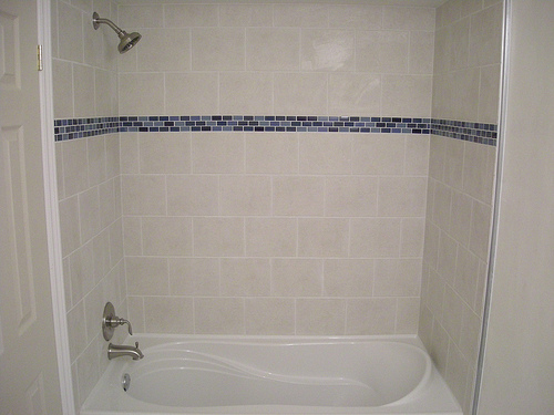 tile borders for showers