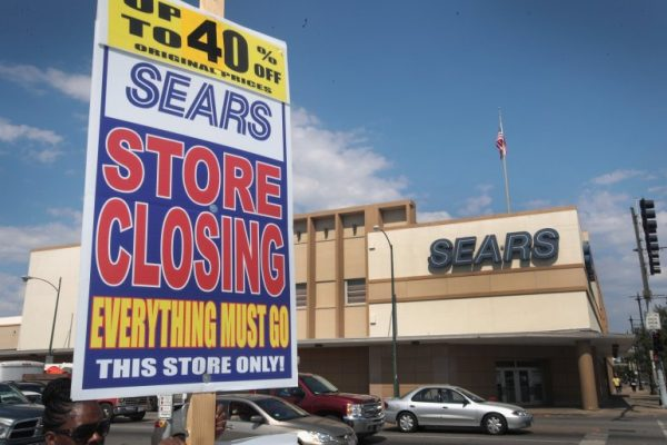Complain to Sears Executive Team