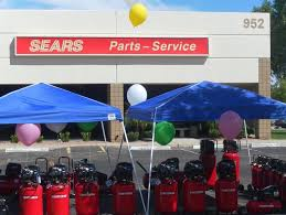 Sears Parts and Repair Shop