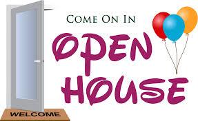 Acing open house
